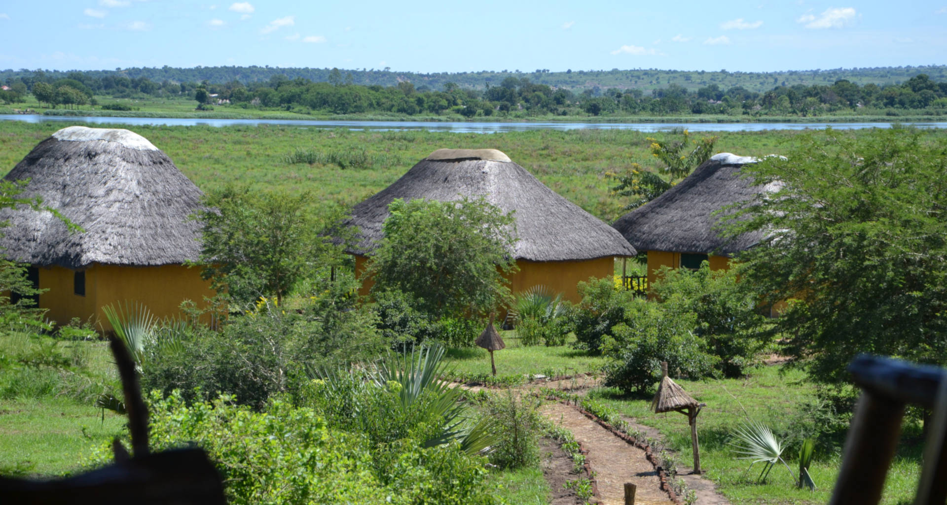 Hornbill bush lodge Murchison